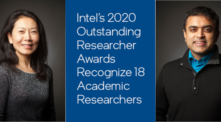 Intel Outstanding Researcher Award